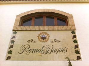 Placa de Rexach Baqués