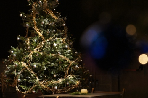 Àrbol de NAvidad by ànima catering