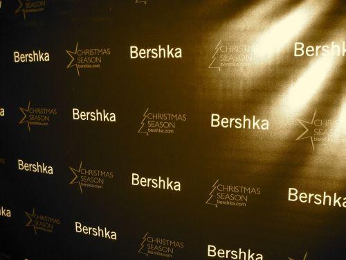 Photocall de Bershka