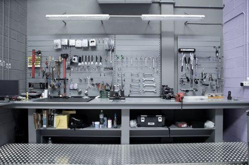 Barra de herramientas de la tienda de ciclismo