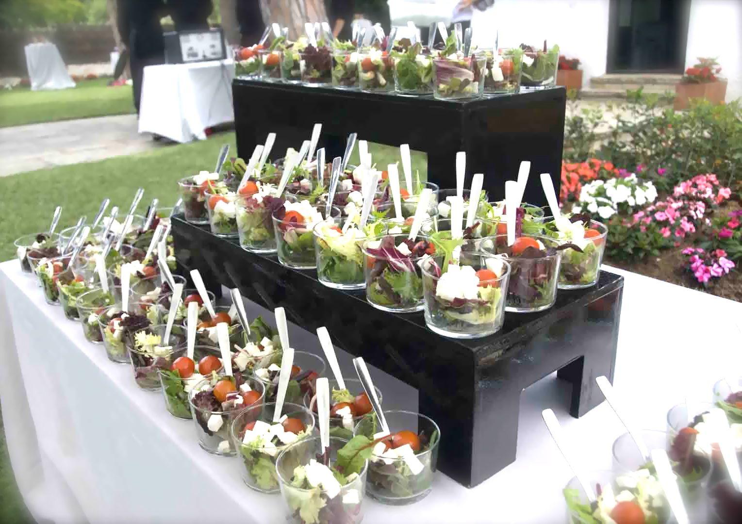 News nima al d a nima catering for Decoracion de ensaladas