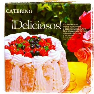 """""""Catering deliciosos"""" TELVA NOVIAS 2012"""