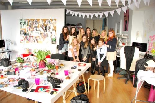 Fotos de las bloggers más top del momento