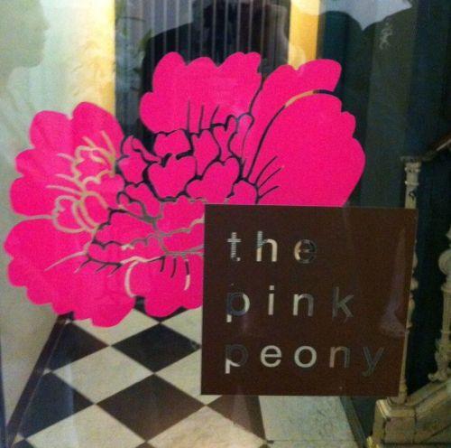 Afterwork en The Pink Peony