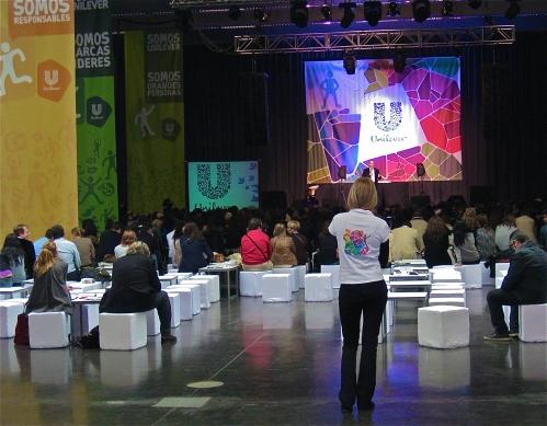 Inauguración nuvas Sedes Unilever