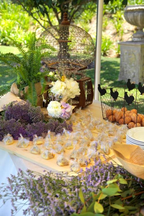 Buffet de Huevos de Ànima catering