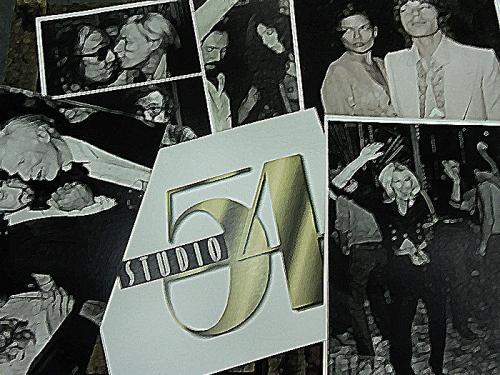 Fotomontaje de Studio 54