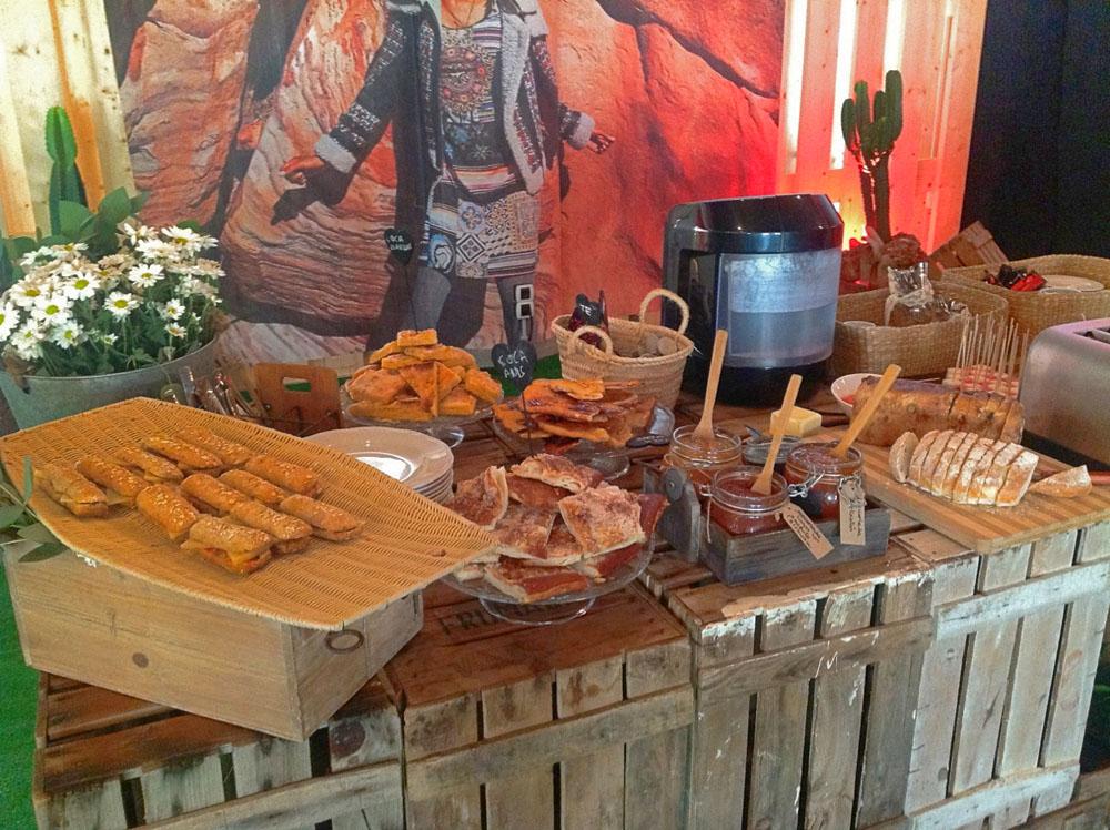 Desayuno para Deigual by Ànima