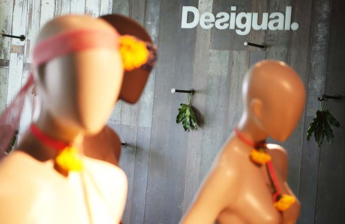Desigual evento by Ànima catering