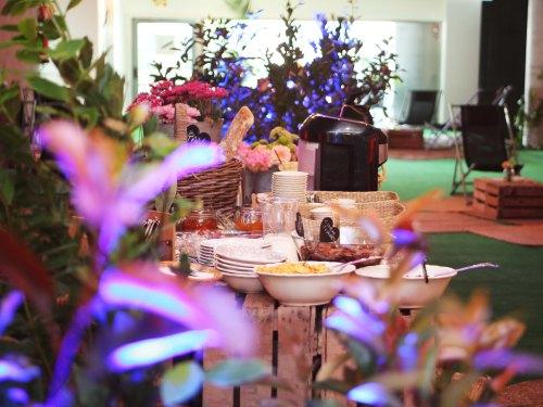 Presentación del desayuno by Ànima catering