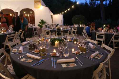 Cena de boda by Ànima