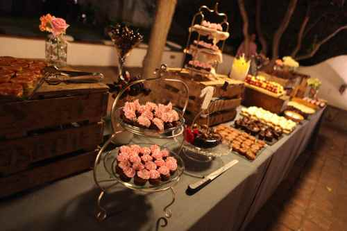 Buffet de postres by Ànima catering