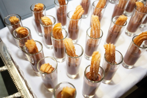 chocolate & churros by Ànima catering