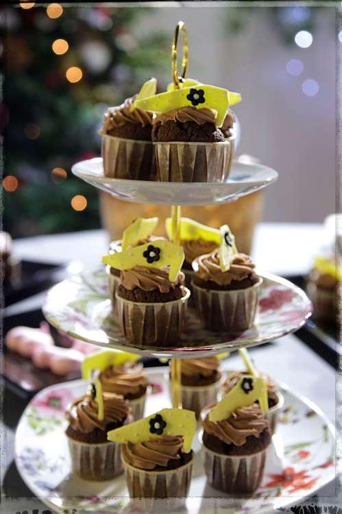 Cupcakes Cinderella en Brandy Melville_Ànima catering
