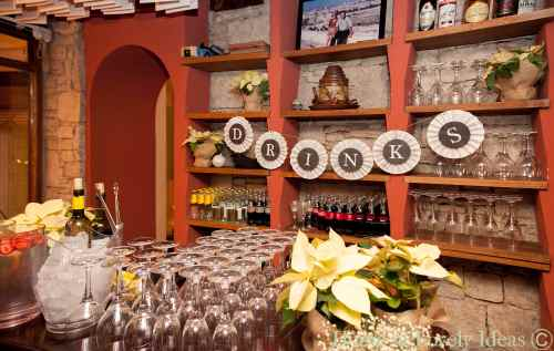 Home Lovely Ideas&Ànima catering_Barra de bebidas