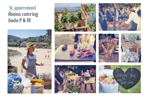 Una boda Ànima en Galicia