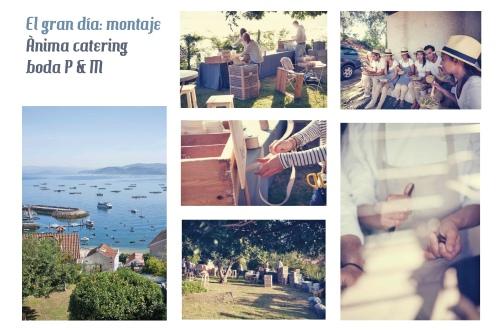 Una boda Ànima en Galicia #montaje