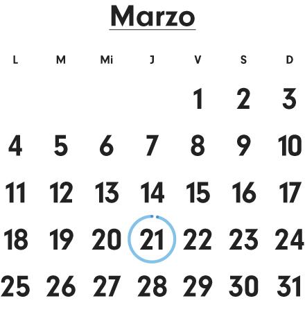 Historia 21 de Marzo (Barcelona Catering)